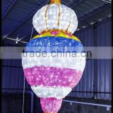 Ramadan led 3d motif decoration light for holiday