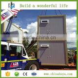 Finished foldable 20ft and 40ft shipping prefab container house for sale made by HEYA INT'L