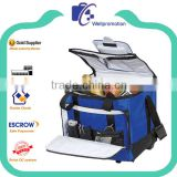 Hot sale fashion collapsible insulated rolling cooler bag