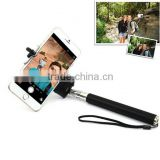 Direct Manufacturer For Go pro Camera Stainless Steel Telescopic Handleheld Selfie Stick