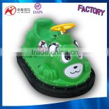 kids bumepr animal car children commercial indoor playground car racing game machine in guangzhou