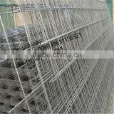 Bright galvanized welded wire mesh/low price electro galvanized welded wire mesh panel/hot dipped galvanized welded wire mesh