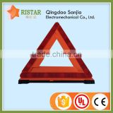 World Best Selling Products Road Safety Triangle Warning Traffic Sign