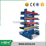 TJG high quality Single-Sided Racking Heavy-Inudstrial Grade Cantilever Racks Ultra-Capacity Grade Columns