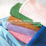 hot cotton softener dryer stock euro bath towel/100% cotton warm and sweet jacquard yarn dyed towel