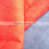 100 Polyester Suede Fabric/Faux Suede Upholstery Fabrics/Suede Fabric For Sofa