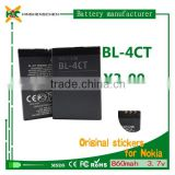 3.7v atl battery BL-4CT For Nokia 6700S/7210c/7210s/7212c/7230