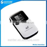 4g lte wireless router with SIM Card Slot power bank wireless in charge router
