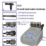 SF-23 beauty machine No-needle Liquid sculptor mesotherapy machine