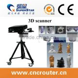 3D laser Scanner for CNC woodworking machine furniture MDF carpentry statue sculpture engravig carving machinery