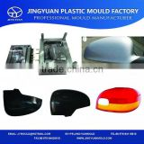 Car mirror cover mould / plastic car side mirror mould / injection auto rearview mirror cover mould