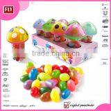 Glucose natural colors bulk mini jelly bean candy