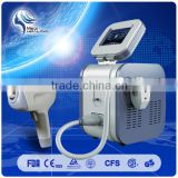 2016 New Dermatology 808nm diode laser in motion hair removal machine/equipment