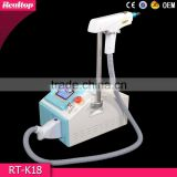 Laser q switch 1064 nd yag 532 ktp tattoo removal machine / laser removal tattoo color eyebrow ink pigment speckle machine