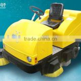 HK-1550A energy saving electric road cleaning machine sweeper