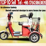 cheap motorized adult 3 wheel electric bicycle china