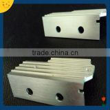 Wholesale aluminium cnc blocks/ offer color custom made aluminum parts case anodized cnc machining aluminium