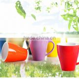 Haonai hot sale China manufacturer white porcelain mugs wholesale,ceramic coffee mug,wholesale ceramic mugs cups