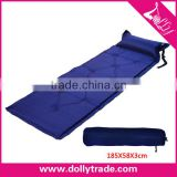 Joinable Self Inflatable Beach Mattress Foam-Filled Outdoor Camping Sleep Air Mat