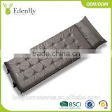 self inflating sleeping pad Outdoor Camping Sleeping Mattress and thicker Air Mattress With Pillow