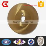 New product different styles hss circular saw blade for cutting steel pipe for wholesale