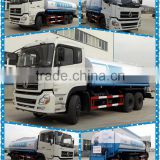 Top Quality Tianland brand 6x4 Water Tanker Trucks 20-30cbm Water Bowser sprinkler truck for sale