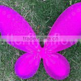 baby Fashion girls color angel butterfly wings