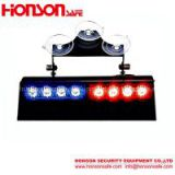 Blue Red LED Amber Emergency Traffic Dash Visor Lights HV-241