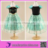 Hot Sale Beautiful Frozen Smocked Dress 2015