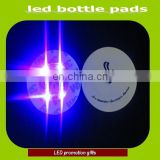 flashing led coaster light up pad bar accessories