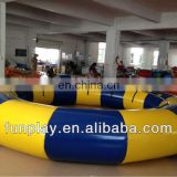 HI Inflatable water trampoline for sale