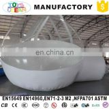 PVC material inflatable bubble room for outdoor camping