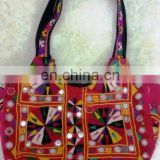 2015 Vintage Banjara Zari Hand Made New Arrival Christmas Occasion Shopping Latest antique Boho Bohemian Handcrafted Trendy Bag