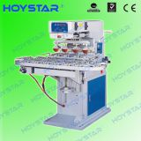 4 Color Pad Printing Machine For Helmet