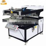Automatic non-woven fabrics jute bag silk screen printing machine prices