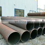 Factory Wholesale Round Erw Carbon Welded Steel Pipe Price