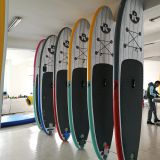 New inflatable adult water board sup standing paddle surfboard  with best price and high quality