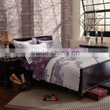 100%cotton European style multi-color comforter bedding sets floral design quilt cover