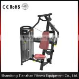 compressive strength machine/fitness body building/body strong fitness equipment/Chest Press TZ-4005