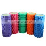Fitness Hollow Yoga Foam Roller / Deep Tissue Massage AccuPoint Roller / Muscles Stretch Foam Roller