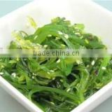 Frozen Flavored Wakamestem Undaria Pinnatifida in Bulk for Japanese Food