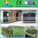 Hydroponic crop bean sprouts making machine/agriculture seed sprouting and planting machine with touch screen controller