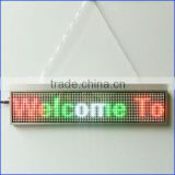 Semi-Outdoor Hot Selling Strip LED Display Screen