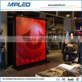 outdoor led display for advertising video advertising player in shopping mall for Christmas celebration