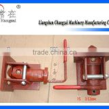 trailer latch lock for heavy duty passed ISO
