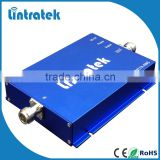 Lintratek brand 3G Mobile wireless network repeater 17dBm AWS repeater AWS 1700/2110mhz signal booster