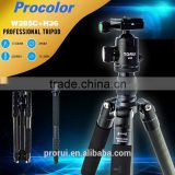ball head good price professional camera aluminum joint roller tripod