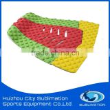 OEM Assorted Color Combination Tail Pads and EVA Traction Pad, Deck Grip Pad, Square Pattern