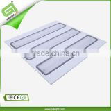 CE ROHS commercial recessed integrated 60x60 led grille ceiling light