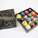 Hot sale high quality pool new billiards pool ball                                                                         Quality Choice
